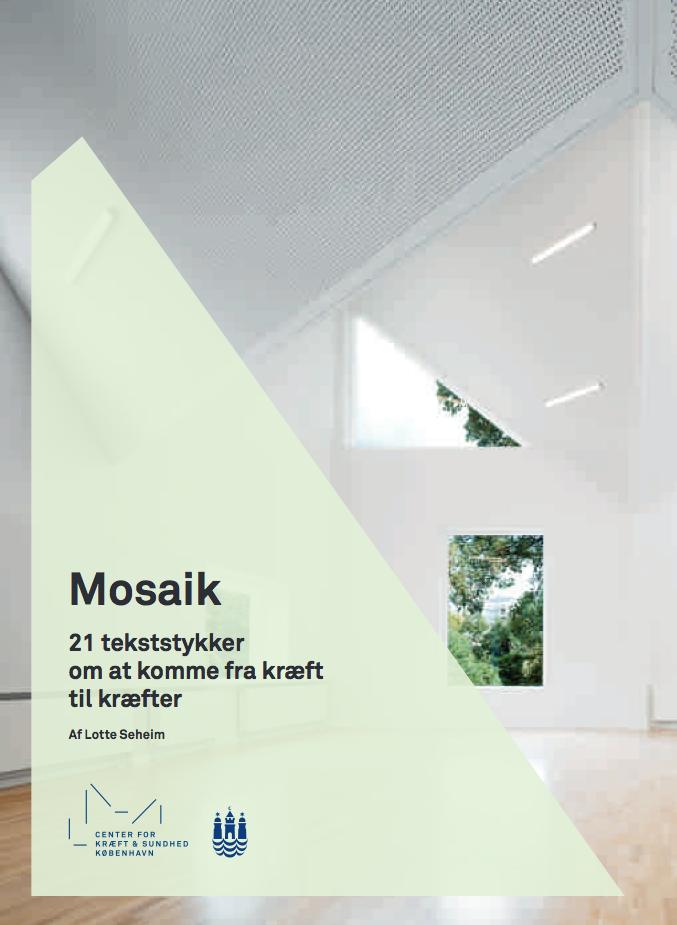 Mosaik – en bog om at komme fra kræft til kræfter
