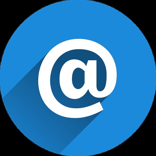 e-mail photo